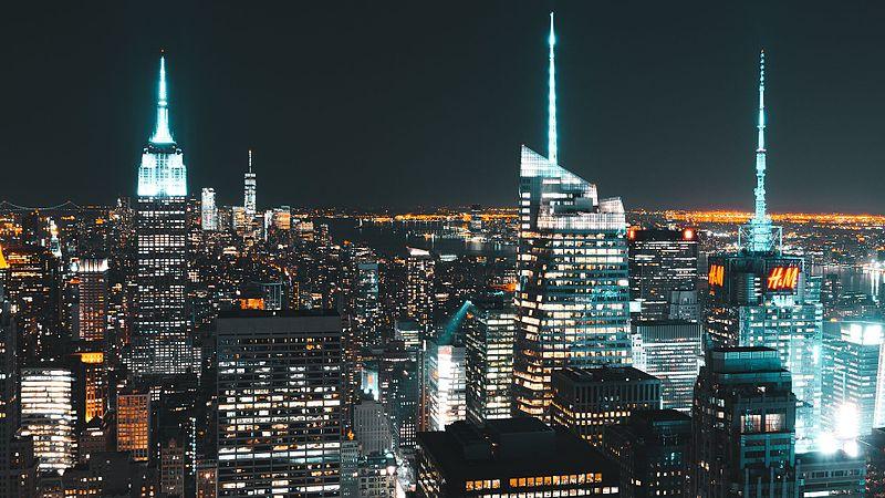 Downtown- New York City